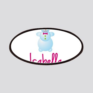 Isabella the snow woman Patches