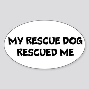 Rescue Me Sticker