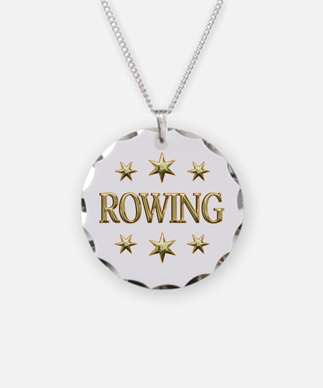 Rowing Stars Necklace