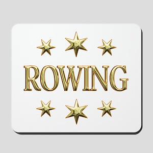 Rowing Stars Mousepad