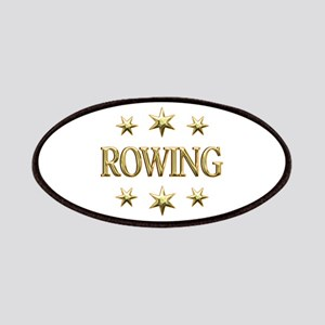 Rowing Stars Patches