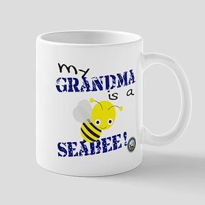 Grandma is a SeaBee Mug