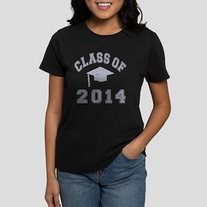 Class Of 2014 Graduation Women's Dark T-Shirt