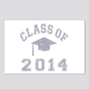 Class Of 2014 Graduation Postcards (Package of 8)