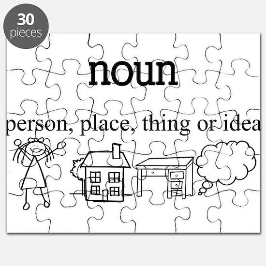 Noun Puzzle