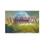 armageddon Rectangle Magnet
