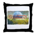 armageddon Throw Pillow
