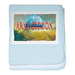 armageddon baby blanket