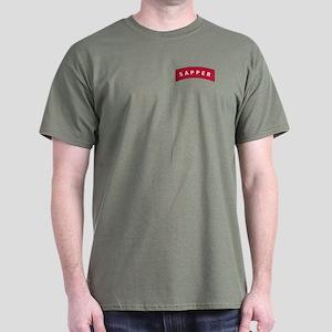 Sapper Tab Dark T-Shirt