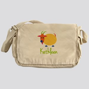 Kathleen The Capricorn Goat Messenger Bag
