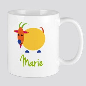 Marie The Capricorn Goat Mug