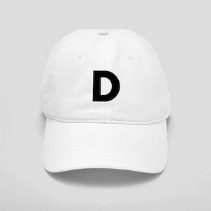 Letter D Cap
