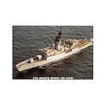 USS JOSEPH HEWES Rectangle Magnet