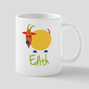 Edith The Capricorn Goat Mug