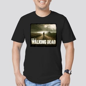 The Walking Dead Farm Men's Fitted T-Shirt