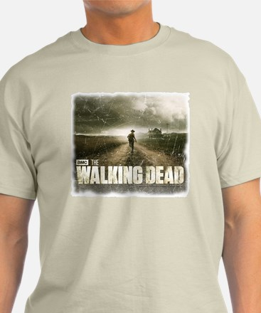 The Walking Dead Farm T-Shirt