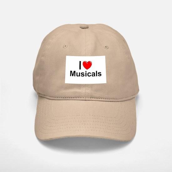 Musicals Baseball Baseball Cap