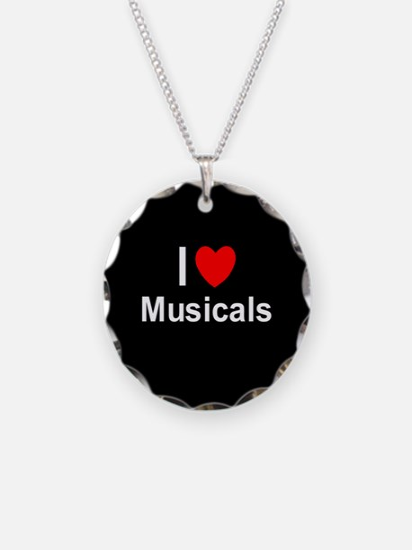 Musicals Necklace