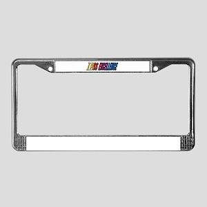 PEXNC License Plate Frame