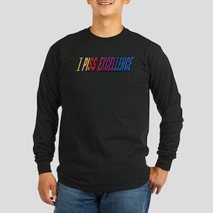 PEXNC Long Sleeve Dark T-Shirt