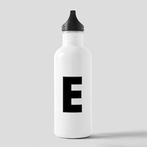 Letter E Stainless Water Bottle 1.0L