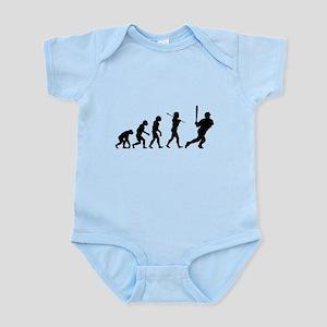 Evolve - Baseball Infant Bodysuit