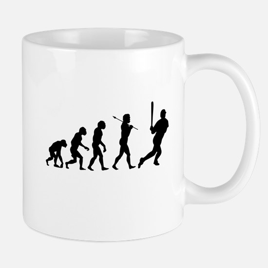 Evolve - Baseball Mug