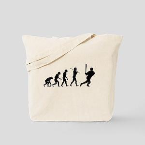 Evolve - Baseball Tote Bag