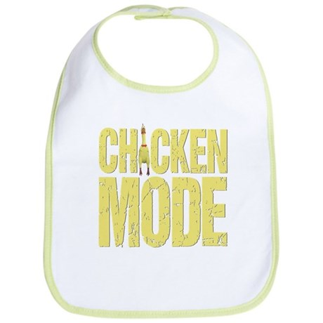 Chicken Mode Baby Bib (4 colors)