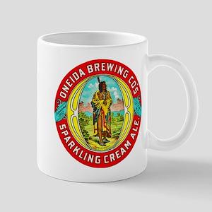 New York Beer Label 1 Mug