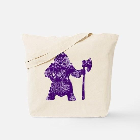 Vikings, Vintage Tote Bag
