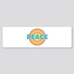 Peace Sticker (Bumper)