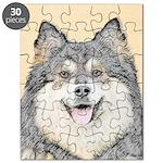 Finnish Lapphund Puzzle
