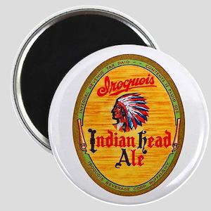 New York Beer Label 4 Magnet