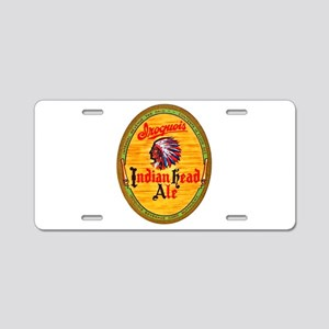 New York Beer Label 4 Aluminum License Plate
