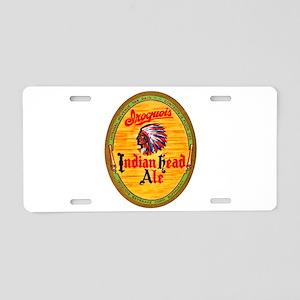 New York Beer Label 4 Aluminum License Plate