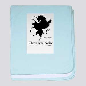 New Section baby blanket
