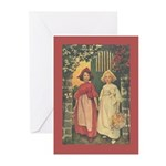 Smith's Snow White & Rose Red Greeting Cards (6)