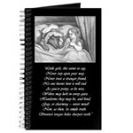 Sweetest Tongue Red Riding Hood Journal