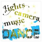 Lights Camera Music Dance