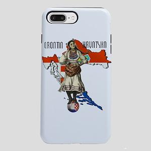 Croatia Culture iPhone 7 Plus Tough Case