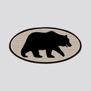 Grizzly Bear Patches