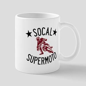 Socal Supermoto Logo Mug
