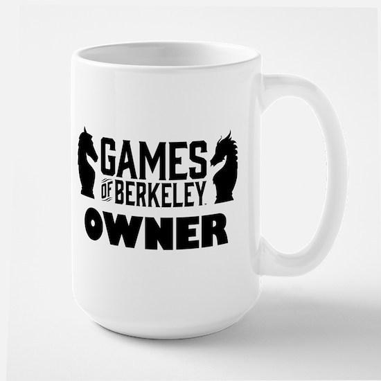 Owner Black Mugs