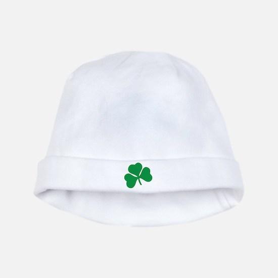 Clover baby hat