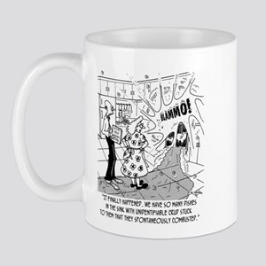 Dishes Spontaneously Combust Mug
