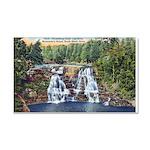 Gooseberry Falls Car Magnet 20 x 12