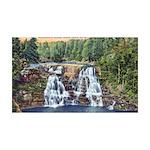 Gooseberry Falls 38.5 x 24.5 Wall Peel