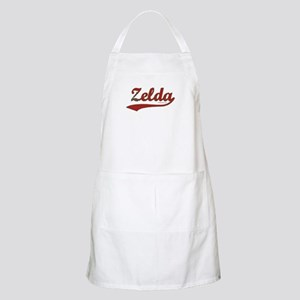Zelda, Red Script Apron