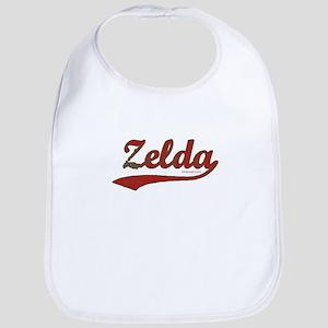 Zelda, Red Script Bib